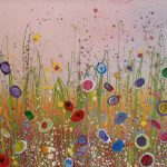 I Plant all of my Dreams Here by Yvonne Coomber