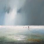Heavy Skies by Michael Sanders