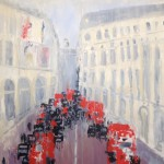 Red Buses Picadilly