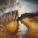 River Poppies by Kate Richardson