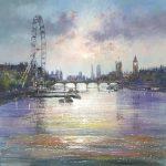Westminster Bridge by Michael Sanders