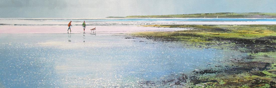 New works by Michael Sanders