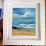 Sandy Shore by Tony Loades