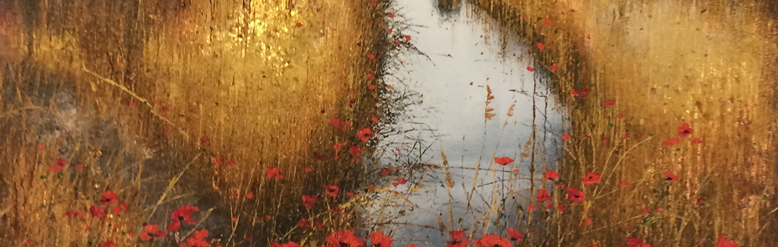 Autumn is here with our new Kate Richardson paintings