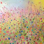 My dreams unfold in your sweet kisses by Yvonne Coomber