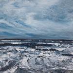 Winter Sea by Freya Hill