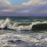 Atlantic Breaker by Vincent Basham