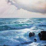 High Tide by Vincent Basham